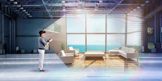 Réalité augmentée immobilier, architecture et design