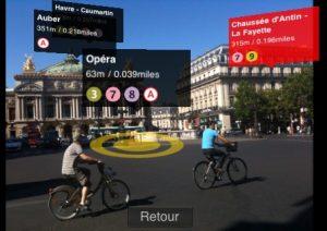 jeux en réalité augmentée: Visuel de la plateforme