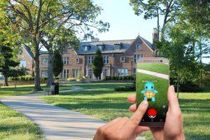 Pokemon Go: réalité augmentée