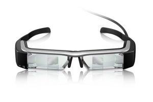 lunettes de réalité augmentée de la marque Epson