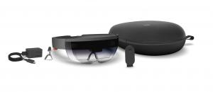 lunettes de réalité augmentée de la marque HoloLens