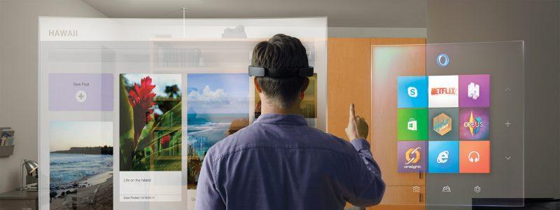 Les lunettes de réalité augmentée et leur différentes utilisations