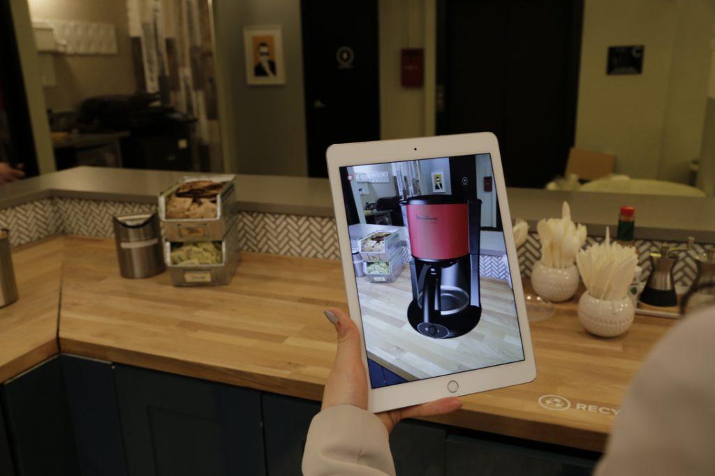 réalité augmentée android