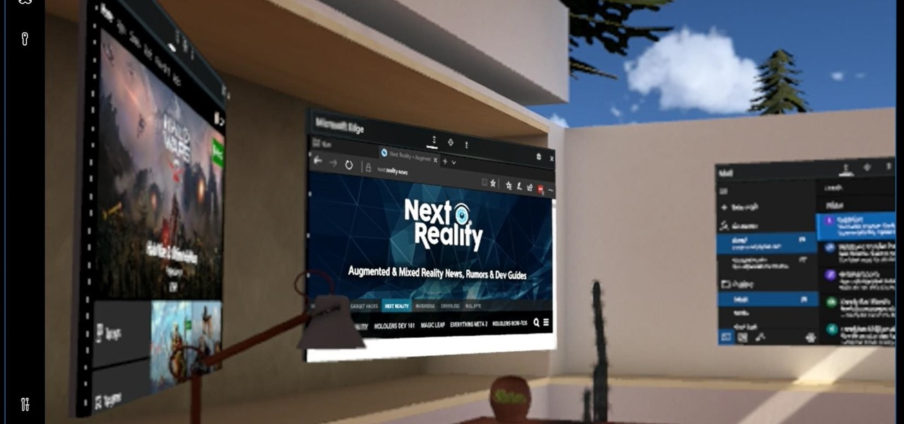 Windows mixed Reality, un nouvel acteur